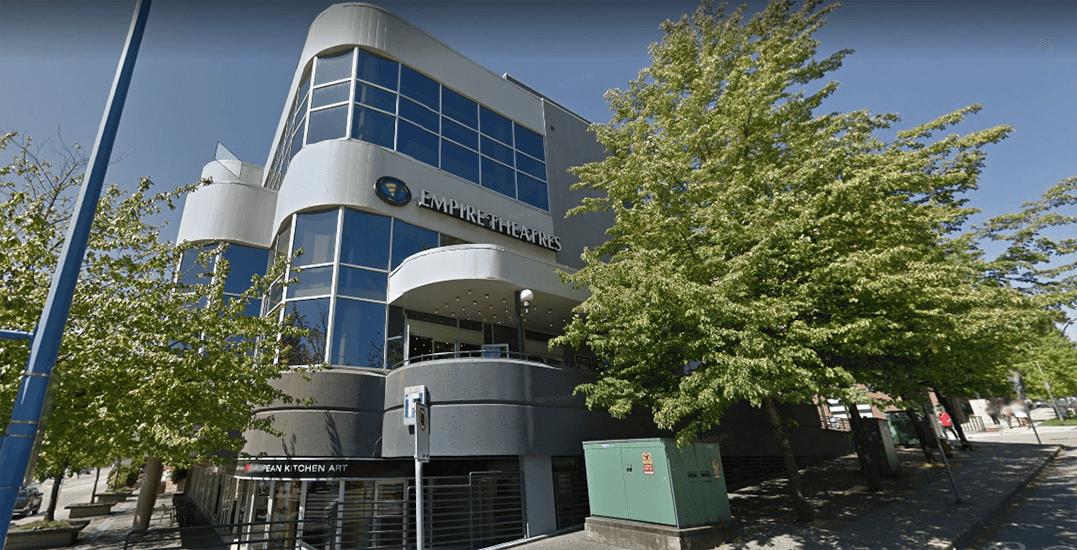 North Vancouver's Cineplex Esplanade Theatre is closing down