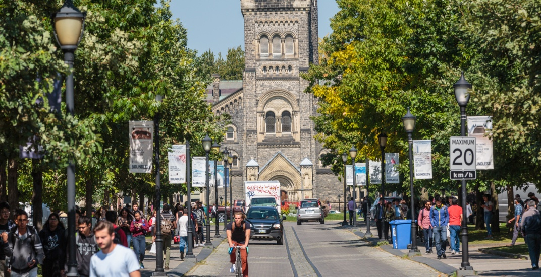 University of Toronto ranked best university in Canada