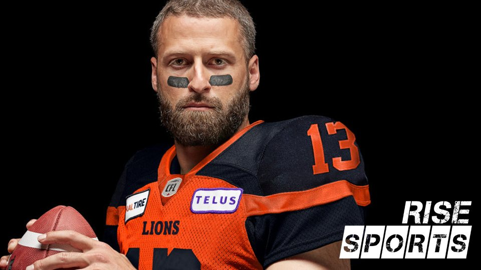 Rise Sports: New BC Lions QB Mike Reilly tells his story and sings In the Shallows