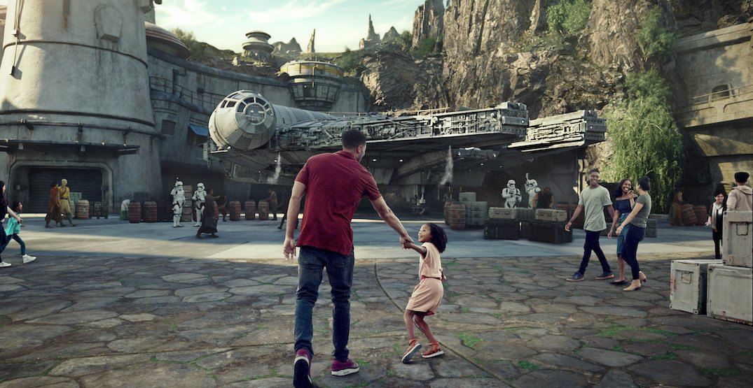 Disney's new Star Wars adventures set to open this spring (VIDEO)