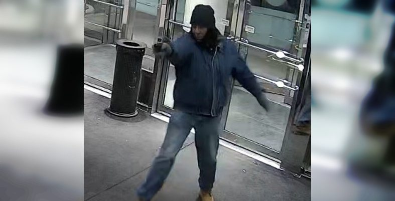 Montreal police seek public's help in locating suspect in downtown armed robbery