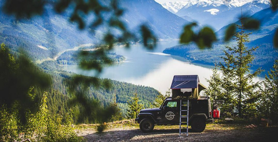 Win a 2-day trip with Vancouver's outdoor adventure company
