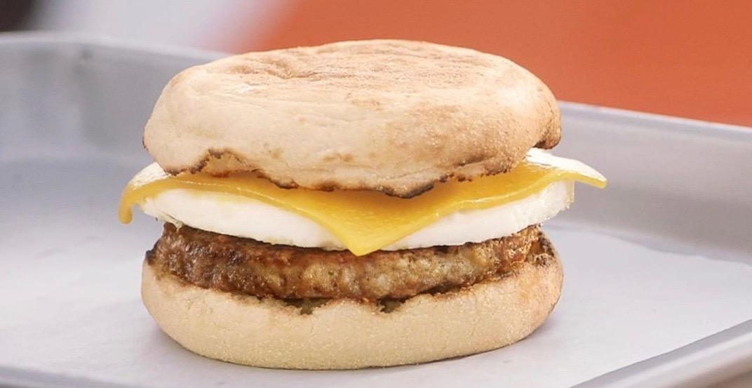 A&W launches Beyond Meat sausage breakfast sandwich March 11