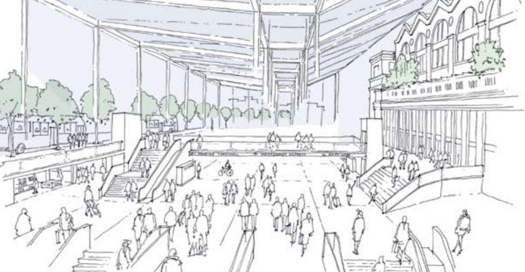 Vancouver Central Waterfront Hub Framework