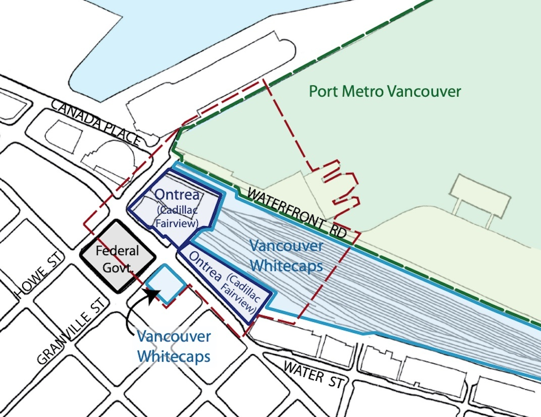 Vancouver Central Waterfront Hub Framework