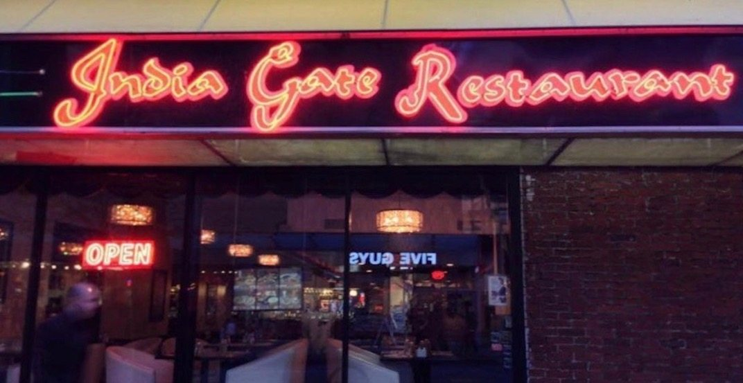 India Gate Restaurant to close after 41 years of business in Vancouver