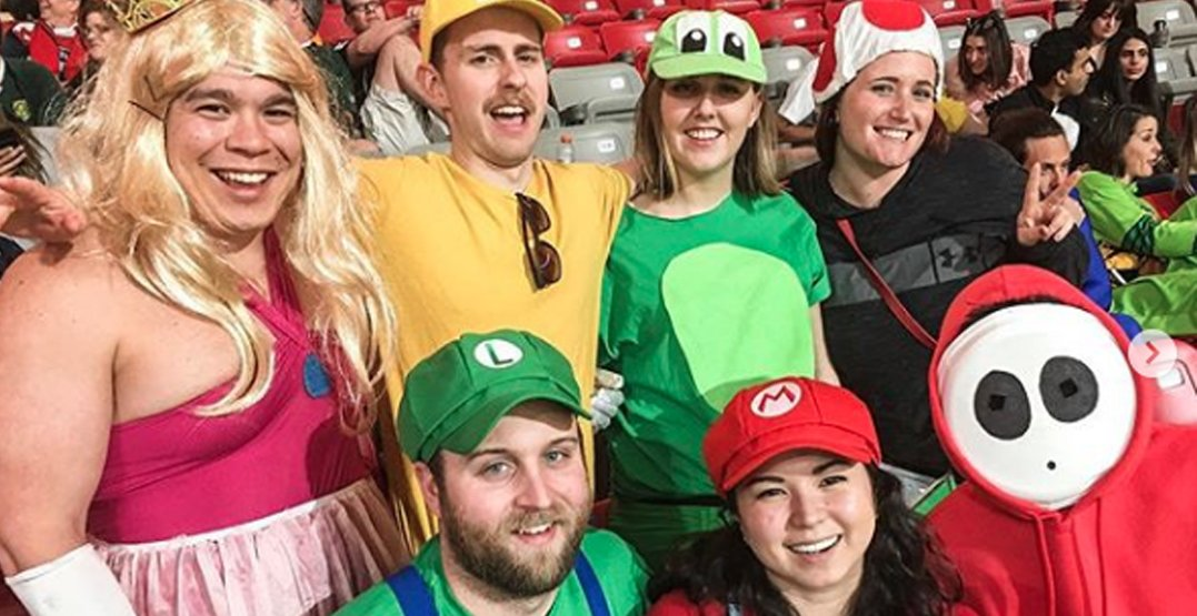 Best dressed rugby fans on Day 2 of Canada Sevens 2019 (PHOTOS)