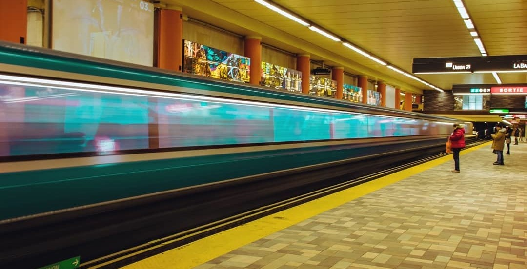 The STM ranked 3rd best public transit system in Canada