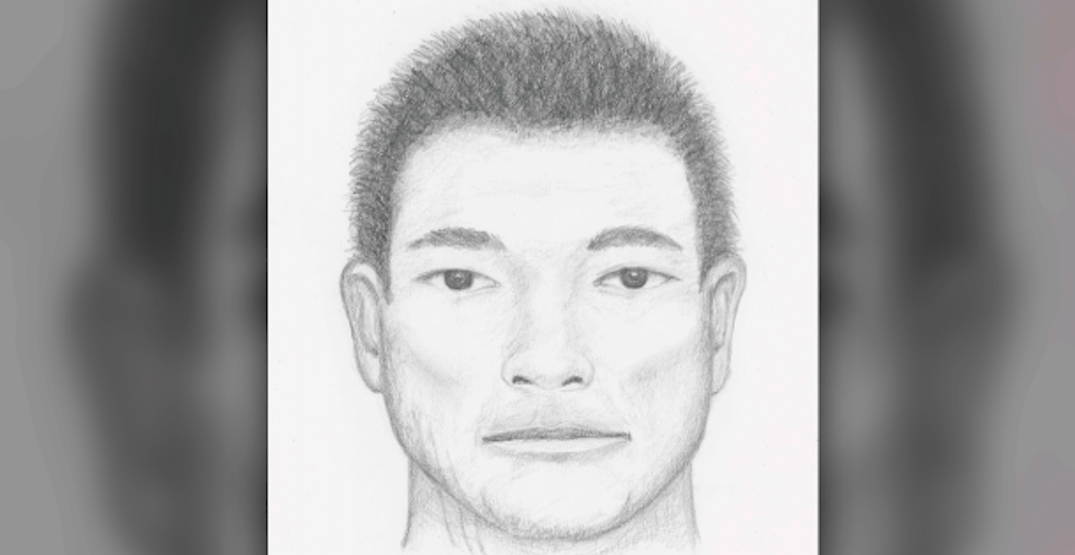 Sketch released after woman injured in UBC assault