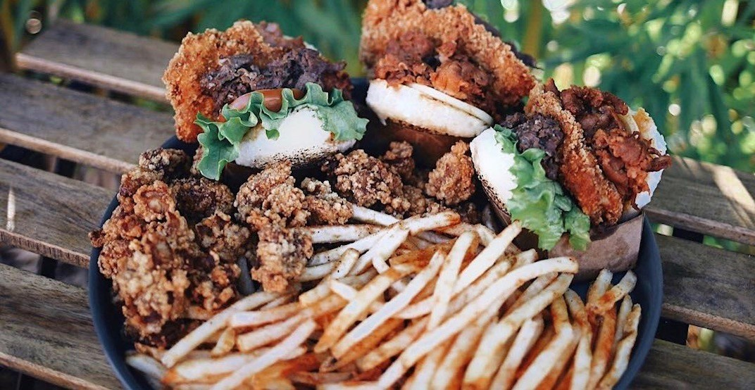 Rice Burger's outrageous new food challenge launches March 15