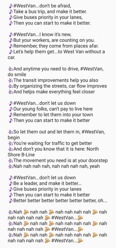 West Vancouver B-Line