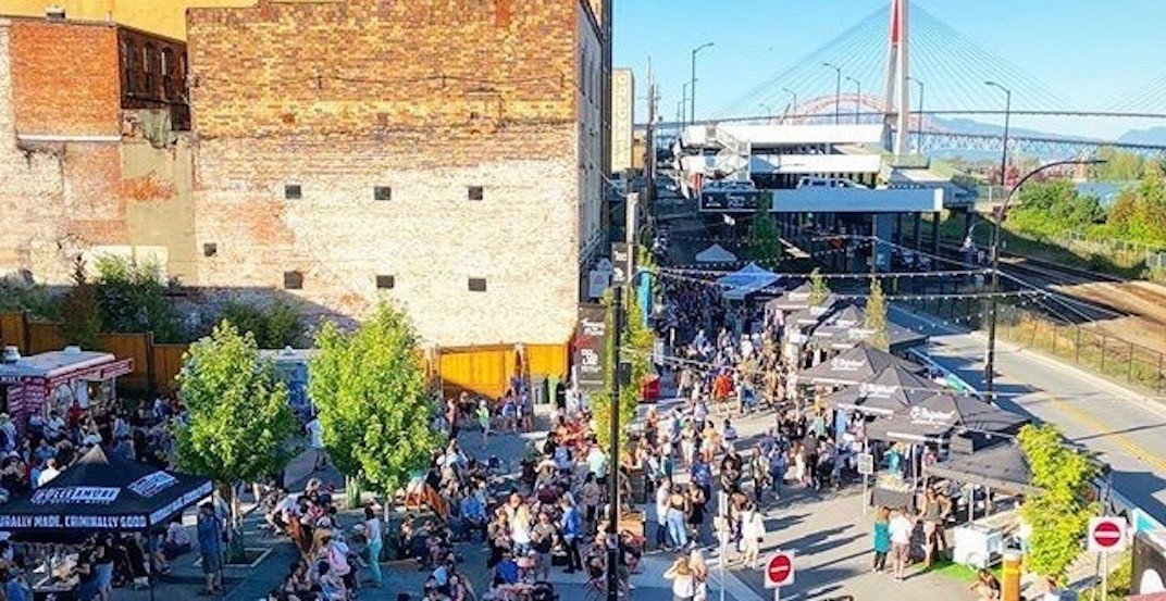 New West's 'Fridays on Front' weekly summer night market starts July 5