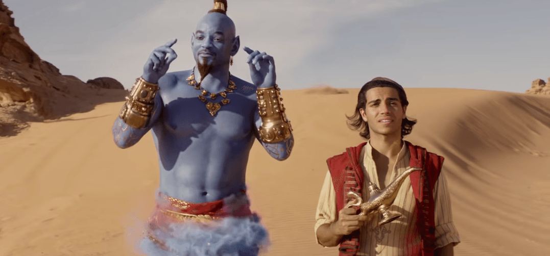 Disney just dropped the first full-length trailer for its live-action Aladdin (VIDEO)