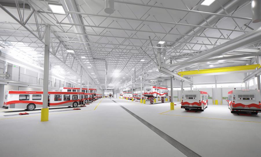 transit facility