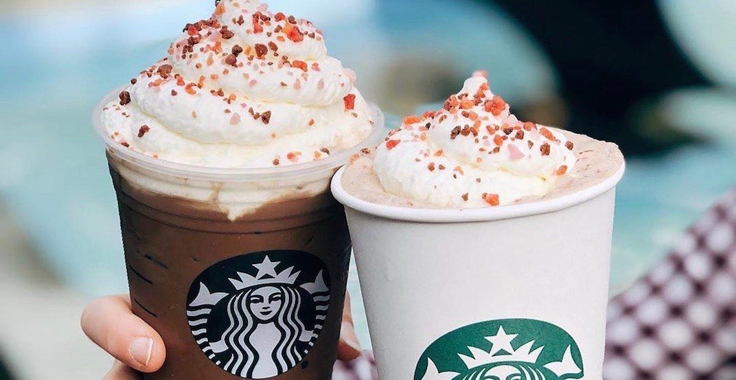 Starbucks is offering buy-one-get-one FREE lattes on March 14