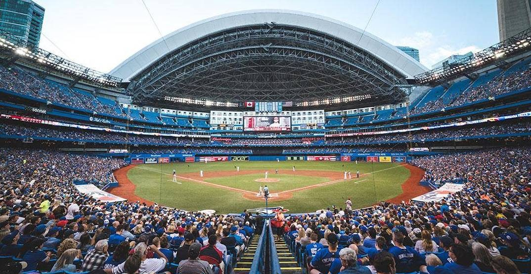 The Blue Jays wrote you a get-out-of-work letter for Opening Day