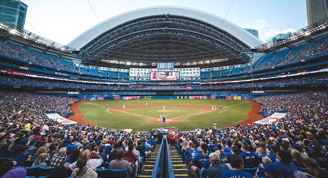 You can get $5 beers and food at Blue Jays games this season