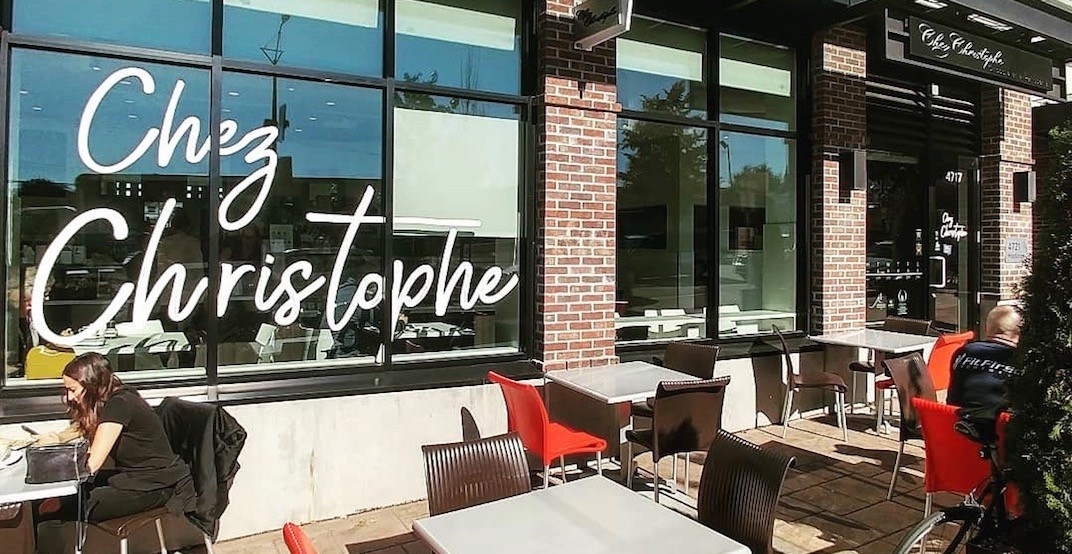 Chez Christophe bakery reveals a new location is in the works