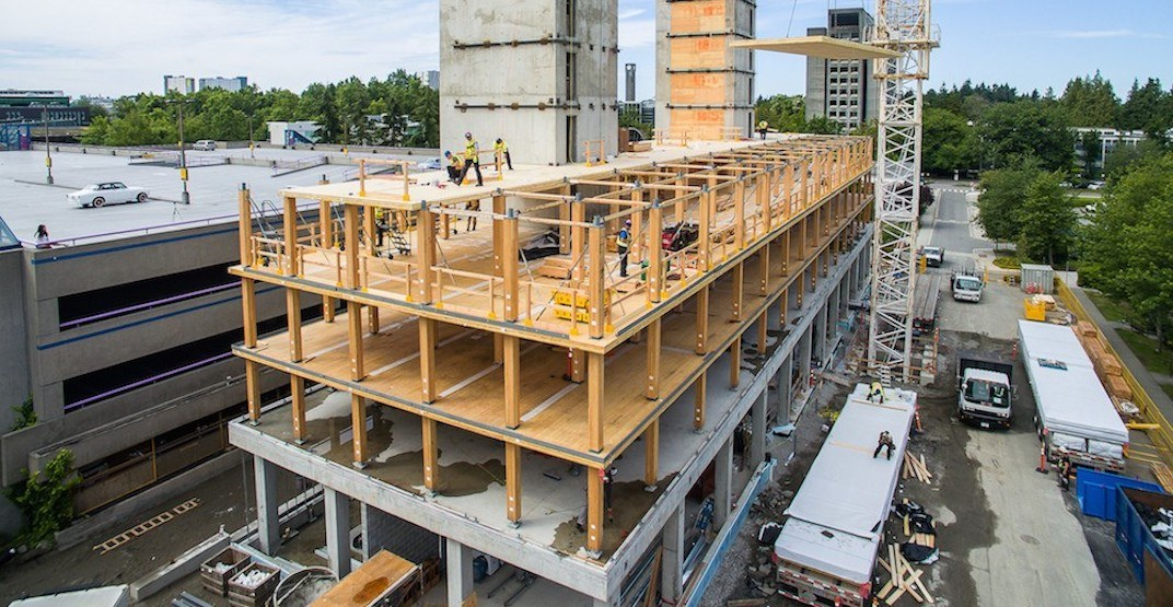 City of Vancouver to permit tall wood buildings up to 12 storeys