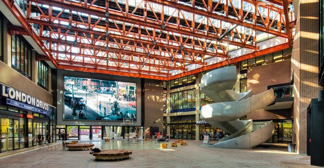 Public design competition launched for new Woodward's atrium centrepiece