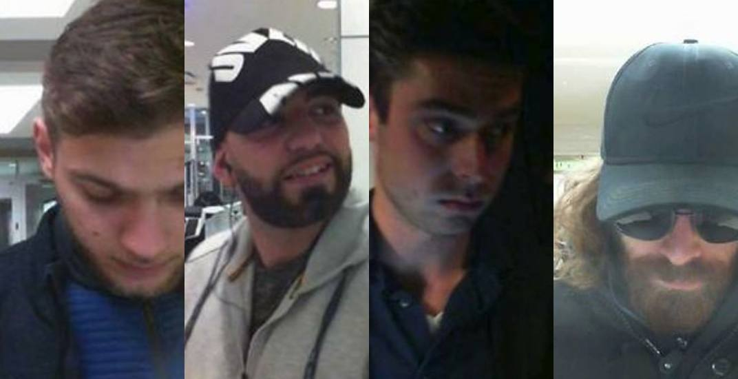 4 men sought in connection to $195,000 multi-city cyber crime scam