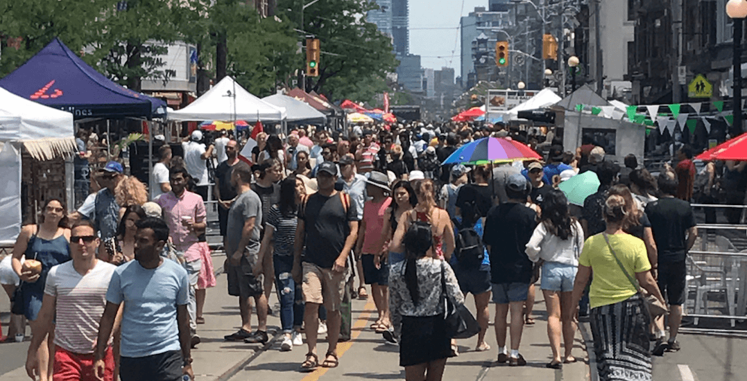 Taste of Little Italy is returning to Toronto this summer