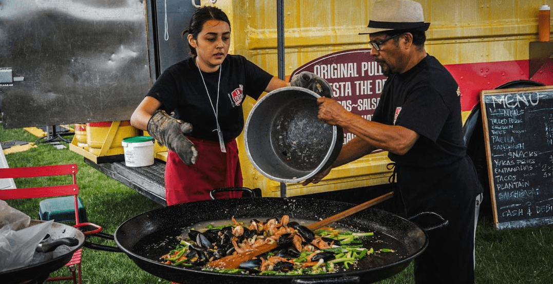 A massive gourmet street food festival is coming to Toronto in June