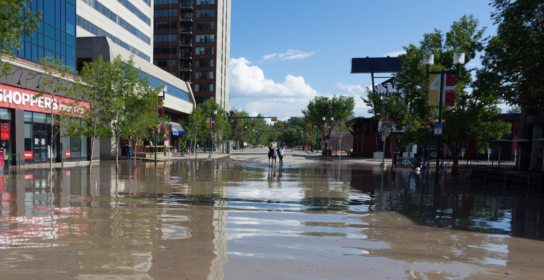 Feds putting $168.5 million towards protecting Calgary from future floods