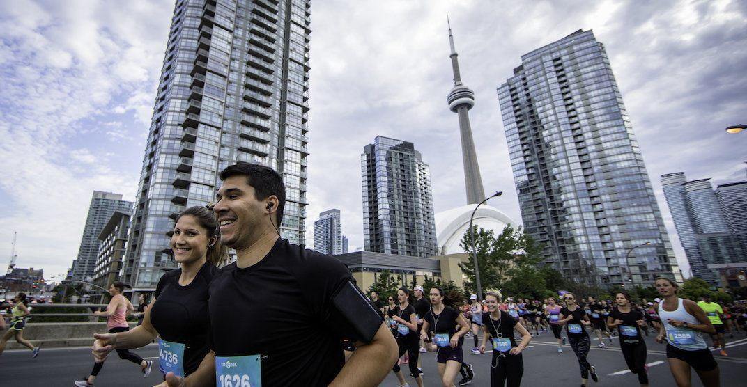 lululemon's 10k race returns to Toronto this spring (PHOTOS)