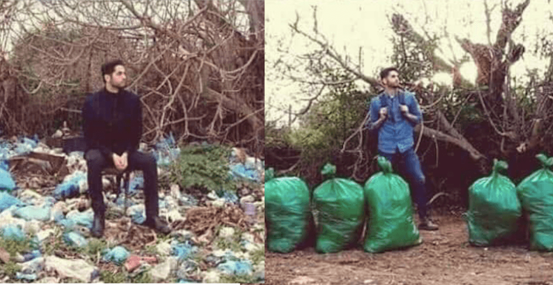 #Trashtag: The viral challenge that's sweeping the globe