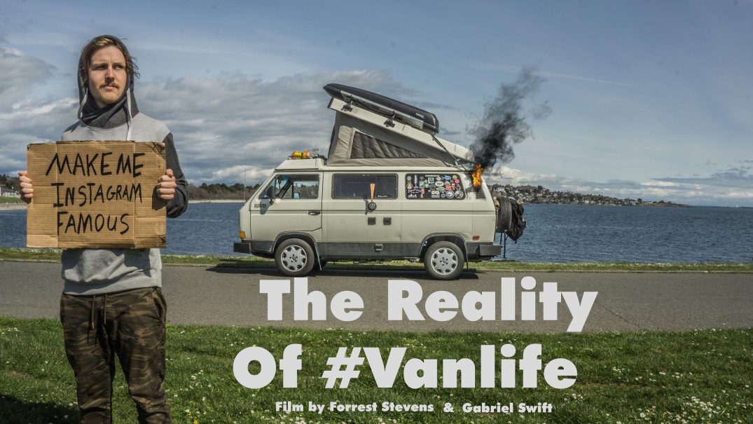 The strange realities of living in a van in BC chronicled in new documentary (VIDEO)