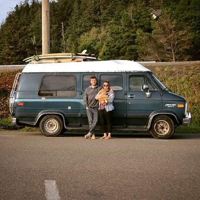 The strange realities of living in a van in BC chronicled in new