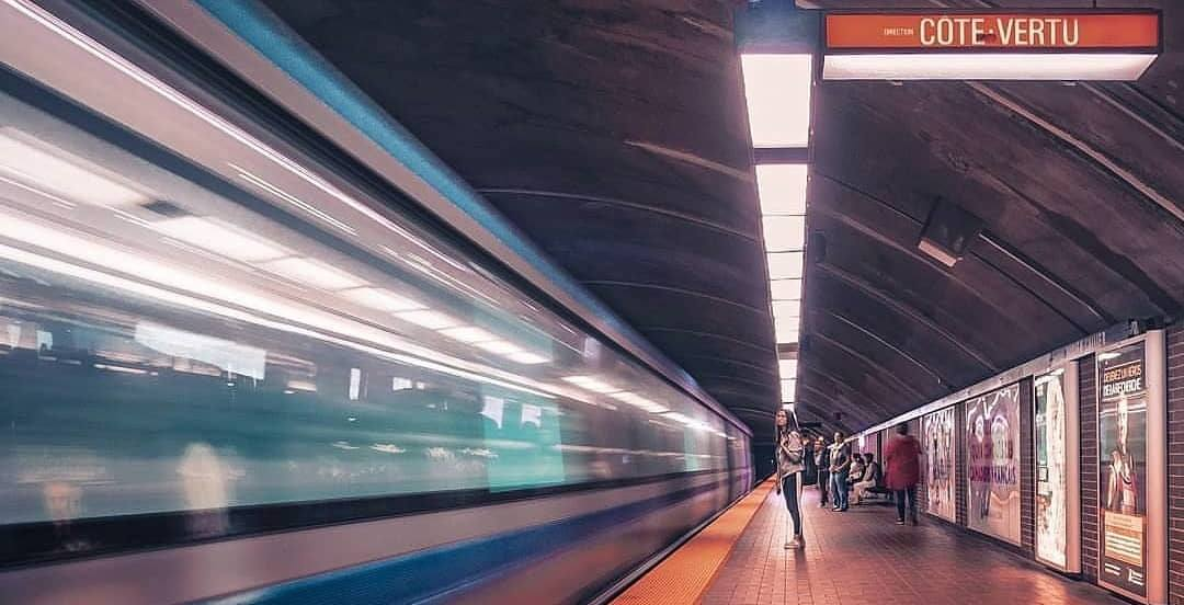 Construction is shutting down this Montreal metro station for 2 weekends