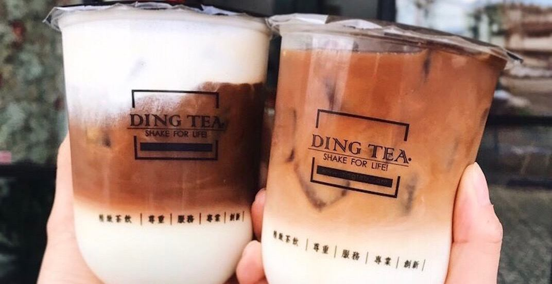 Ding Tea to open first Vancouver location March 17
