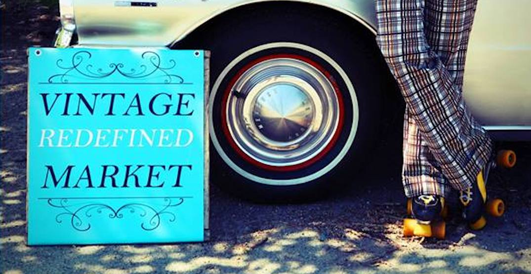 Calgary is getting a new vintage market this May