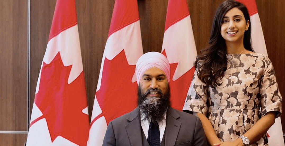 Federal NDP Leader Jagmeet Singh officially sworn in as MP in Ottawa