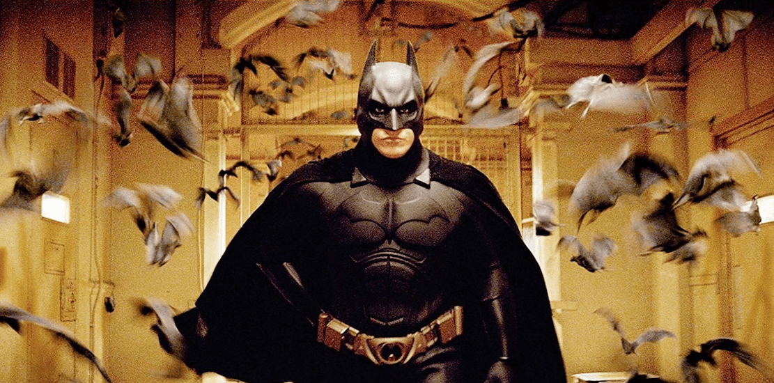 Toronto is the only Canadian city screening 'Dark Knight' trilogy on IMAX this April