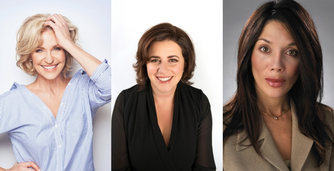 There's an inspirational talk for female entrepreneurs in Toronto this April