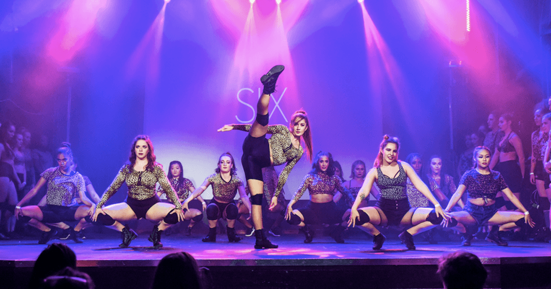 There's a sassy (but classy) dance gala in Toronto this weekend