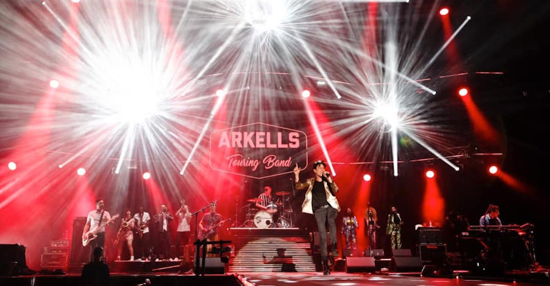 Arkells announce outdoor summer concert in Toronto