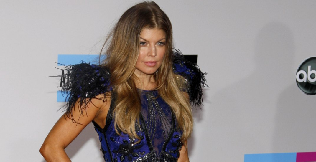 You can meet Fergie in Toronto this week