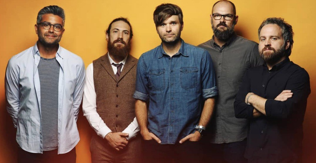 Death Cab for Cutie is performing in Vancouver this September