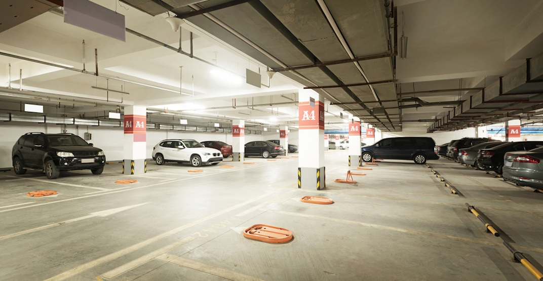 Huge oversupply in parking stalls in Metro Vancouver's apartment buildings: study
