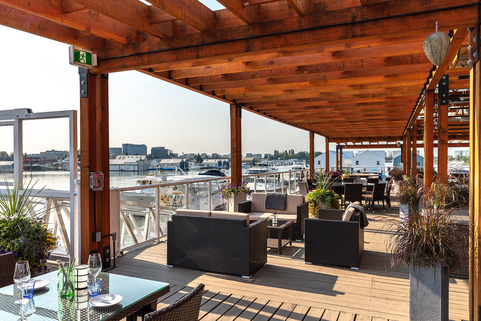 Kick Off Patio Season On The Largest Deck In The Lower