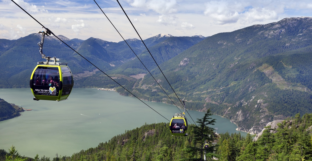 Sea to Sky Gondola to begin a phased reopening next week