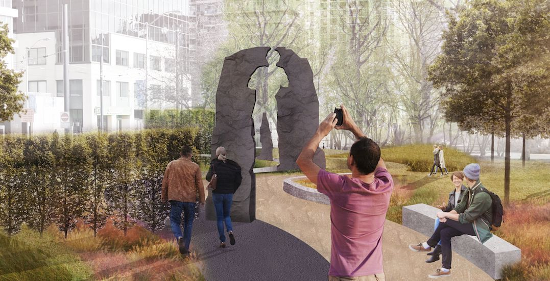 This is what Toronto's waterfront Terry Fox art installation will look like (PHOTOS)