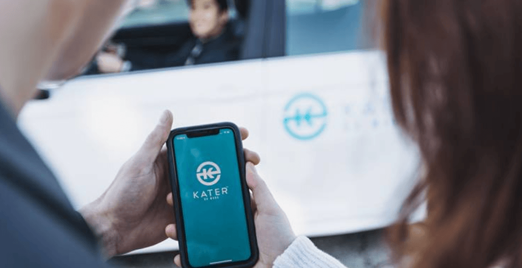 Rideshare Coalition dismisses Kater ride-hailing app as just 'another form of taxi'