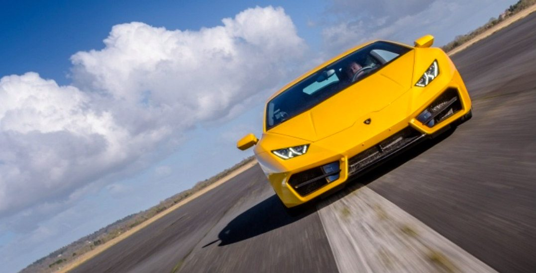 If you've always wanted to drive a Lamborghini or Ferrari, here's your chance (CONTEST)