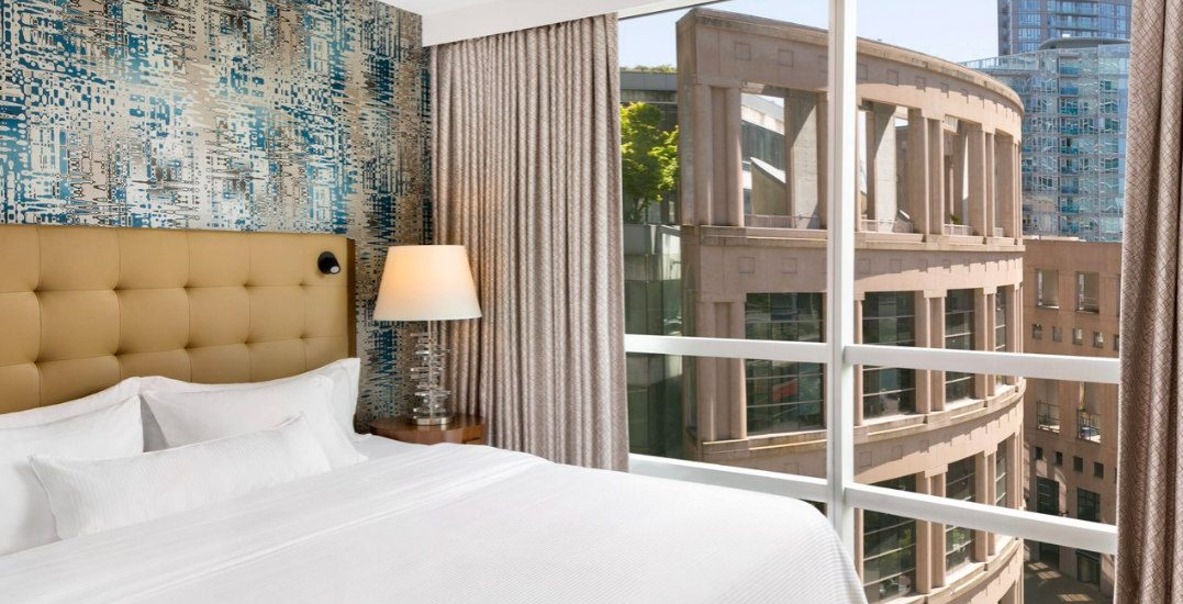 Enjoy a luxe staycation at The Westin Grand Vancouver (CONTEST)