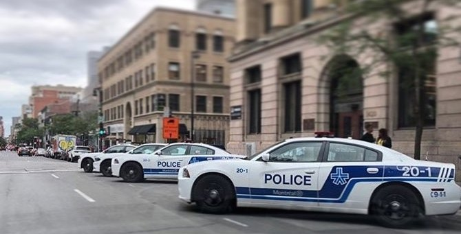 Montreal Police call out inaccurate 'reporting' from MTL Blog during active investigation